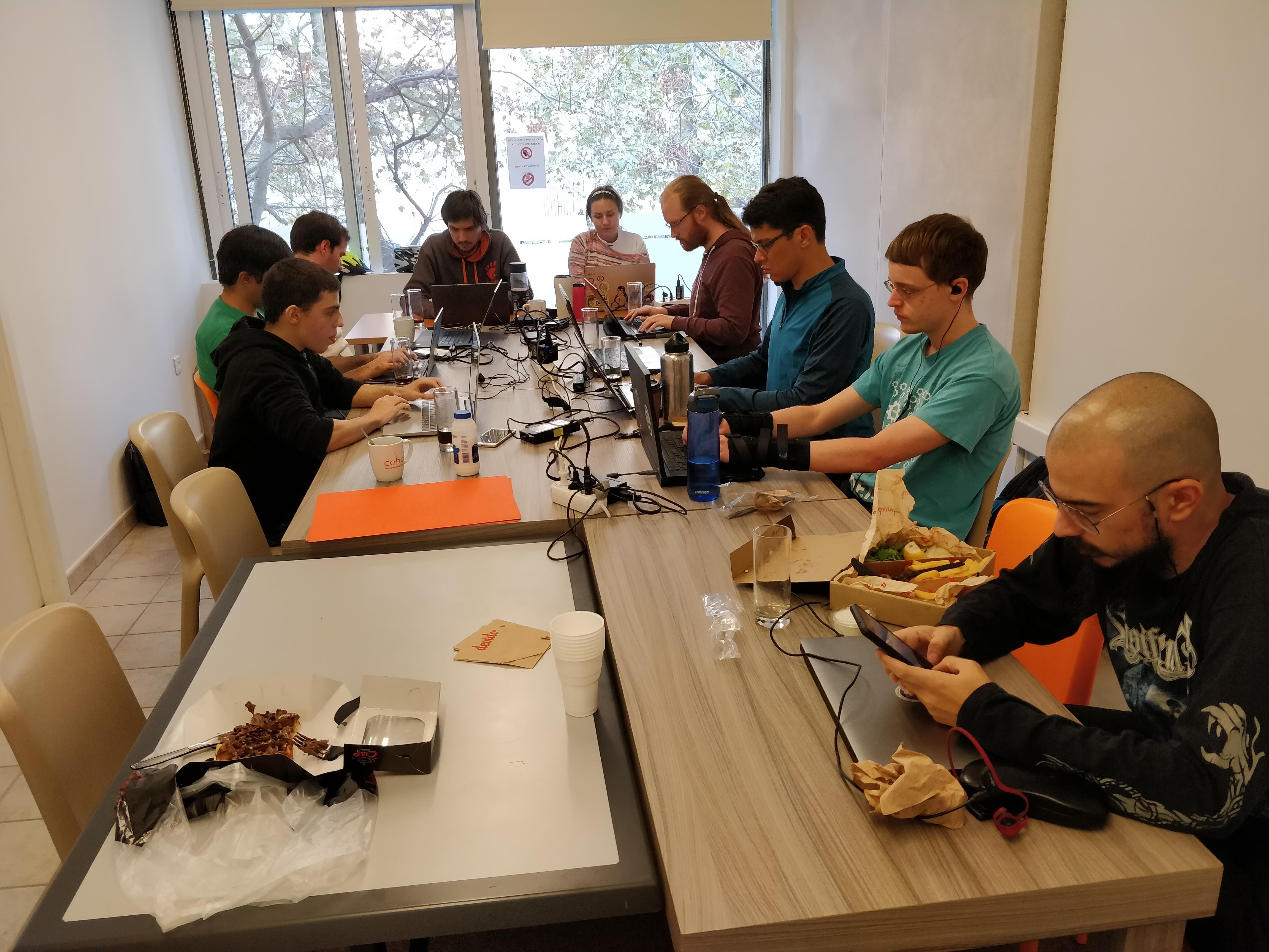 Thessaloniki hackfest